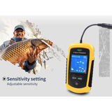 Sonar Ff1108-1 Ecosonda Color 100 M Lucky Fish Finder