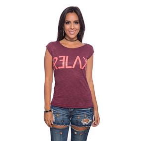 Franela Vinotinto Relax Saints Clothes