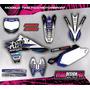 Kit Calcos - Gráfica Yamaha Yzf 450 - 2010/17 - Gruesos!!!