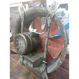 Extractor Industrial Monofasico 45cm Diametro