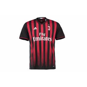 Camiseta adidas Acm Milan 2017 Newsport cdc55347b700d
