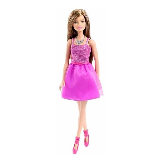 Barbie Mu?eca Glitz Surtido T7580