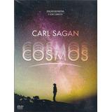 Dvd Carl Sagan - Cosmos - A Série Completa Edição Definitiva