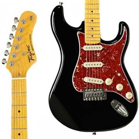 Guitarra Tagima Tg530 Preta -nova Com Nf-garantia