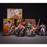 Capcom Fighting Jam Trading Figure Set Street Fighter Ryu