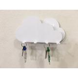 Porta Chaves Desenho Nuvem