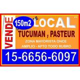 Local Venta Tucuman C/ Pasteur 150m2 Once Apto Todo Rubro