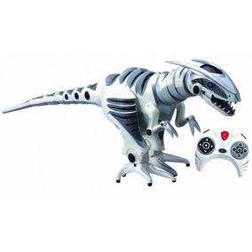 Dinossauro Rex Brinquedo Com Controle Remoto Anda - Som