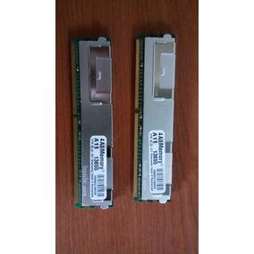 Memorias Ddr 2 667 Mhz Para Servidores 8 Gb 4x4
