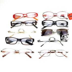 c7ab2e133 Kit 20 Peças Armação Óculos Sortidas Campanha Atacado Barato. R$ 199