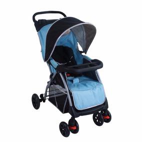 Carrinho De Bebê Para Passeio Reclinável Baby Style Smart