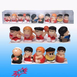 Slam Dunk Figure Tipo Sd Set X 10