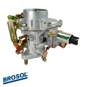 Carburador Vw Fusca 1300 112091 - Brosol