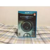 Resident Evil Revelations Wii U Nuevo Sellado