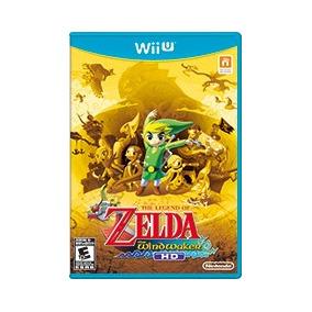 The Legend Of Zelda The Wind Waker Hd | Wii U | Eshop | F2f