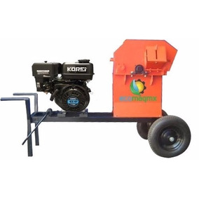 Picadora Forraje 3000 Ecomaqmx Motor Korei 13 Hp
