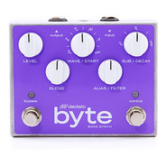 Pedal Sintetizador De Bajo Dedalo Byte Bass Synth Byt-1