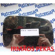Lente Espelho Retrovisor Kia Sorento 08/10