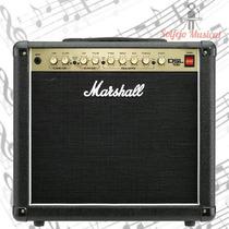 Amplificador Cubo Guitarra Marshall Dsl15c Valvulado Dsl 15c