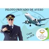 Curso Teórico Completo Piloto Privado De Avião 100% Ead
