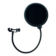 Pop Filter Anti Puff Para Microfone Condensador Studio