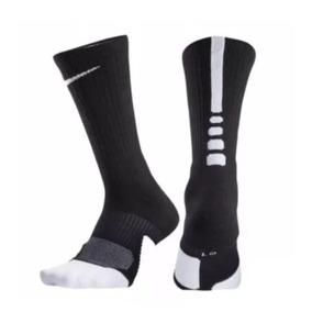 Calcetas Nike Elite Cushioned Negras