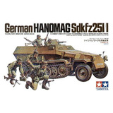 Tamiya Models German Hanomag Sdkfz 251/1 Model Kit
