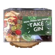 Kit Gin Tônica 6 Especiarias + Brinde Mexedor Inox Envio 24h