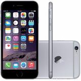 Iphone 6 32gb Anatel 1 Ano Garantia - Lacrado - Space Gray