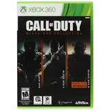 Call Of Duty Black Ops Colection Xbox 360 Nuevo (d3 Gamers)