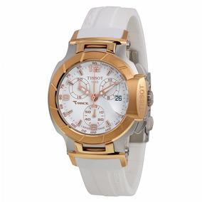Relógio Tissot T-race T0482172701700 Feminino