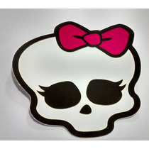 30 Scullete Monster High Adesivo 5cm
