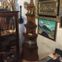 Mueble Esquinero Cedro Antiguo