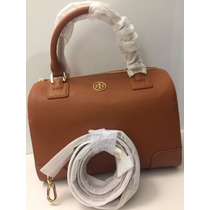 Bolsa Tory Burch Original 100% Autentica Robinson Middy