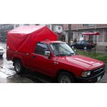Lonas Para Camioneta Reforzadas Y Variedad De Colores $95