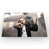 Jogo Americano Rap Internacional Eminem 46x33cm