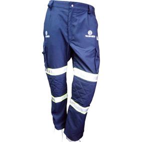 Pantalon Rip Stop Azul Marino Ref. Dia Noche Samu
