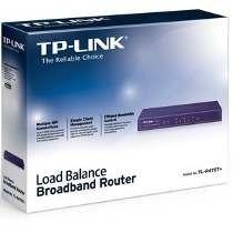 Balanceador De Carga Tp-link Tl-r470t+