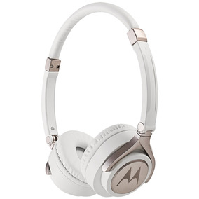 Auricular Motorola Pulse 2 Blanco