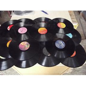 20 Discos Vinil Para Decoração #1804