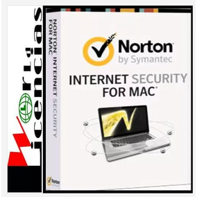 Licencias Antivirus Norton Internet Security 1 Año X 1 Mac