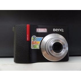 Camera Digital Benq Dc-c850 Com Defeito