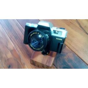 Promoção Camera Yashica 2000n Antiga Rara Funcionando