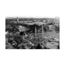 San Antonio, Texas, Sunken Garden Photograph Print, 24 X36