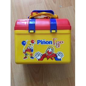 Lunchera Piñon Fijo Con Botellon