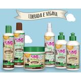Salon Line Água De Coco Vegana Shampoo Condicionador Vegano