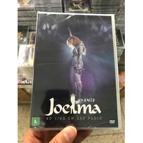 Joelma Ao Vivo Em São Paulo - Avante Dvd Original Lacrado