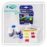 Teste Prodac Nitrato No3 Aquários Água Doce Ou Salgada