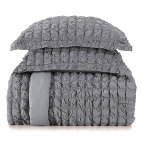 Edredom De Microfibra Com Porta Travesseiro Karsten Hilton C