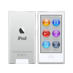 Apple - Ipod Nano (7ª Geração) - Cor: Prata
